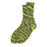 Wool socks isolated Royalty Free Stock Photography