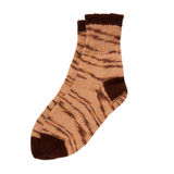 Wool socks isolated Stock Photography