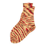 Wool socks isolated Stock Images