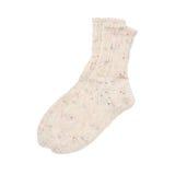 Wool socks isolated Royalty Free Stock Image