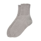 Wool socks isolated Royalty Free Stock Photos