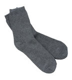 Wool Socks Stock Photography