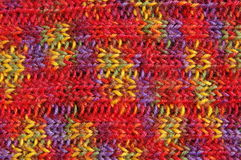 Wool stitch Stock Image