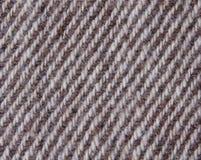 Wool stitch close up Royalty Free Stock Photo