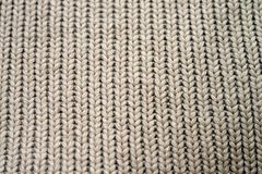 Wool sweater texture Royalty Free Stock Photos