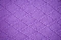 Wool sweater texture close up Royalty Free Stock Photo