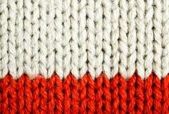 Wool texture Stock Image