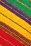 Wool texture. Colorful woven wool texture background Stock Photography
