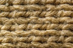 Wool Texture Stock Photo