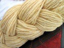 Wool thread Stock Photos