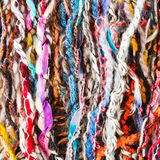 Wool threads Royalty Free Stock Photography