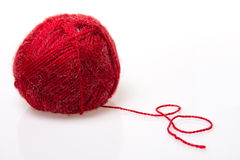 Wool yarn Royalty Free Stock Photos