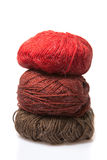 Wool yarn Royalty Free Stock Photography