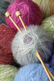Wool yarn Royalty Free Stock Photography