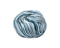 Wool yarn ball Royalty Free Stock Images