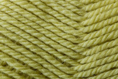 Wool yarn close up background Stock Photography