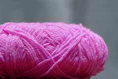 Wool yarn Stock Image