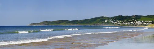 Woolacombe Royalty Free Stock Photography