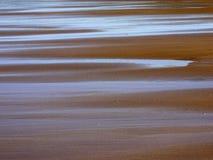 Woolacombe. The devon coast at woolacombe beach Stock Image