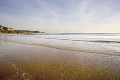 Woolacombe Photo stock