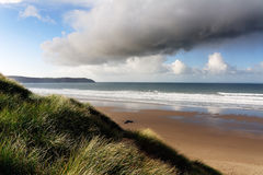 Woolacombe Beach Royalty Free Stock Photos