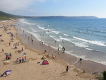 Woolacombe Stock Photos