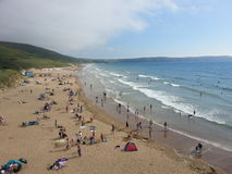 Woolacombe Royalty Free Stock Image
