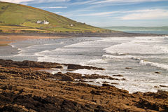 Woolacombe Royalty Free Stock Photo