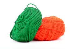 Woolen ball Stock Image
