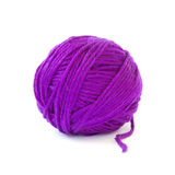 Woolen ball Royalty Free Stock Photography