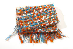 Woolen belcher. Over white background Royalty Free Stock Images