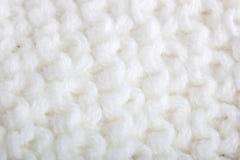 Woolen Beschaffenheit Stockfoto