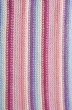 Woolen Beschaffenheit des Knit Lizenzfreies Stockfoto