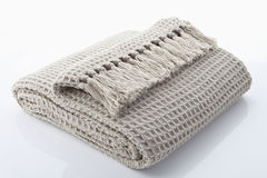 Woolen blanket Stock Images