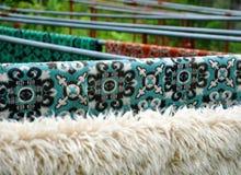 Woolen blankets Stock Photography