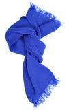 woolen bliescarf Royaltyfri Fotografi