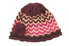Woolen Cap Royalty Free Stock Photography