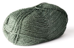 Woolen clew Royalty Free Stock Images
