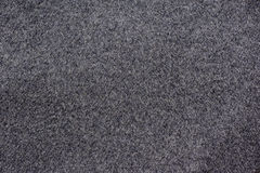 Woolen cloth gray Royalty Free Stock Photos