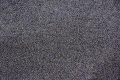 Woolen cloth gray Royalty Free Stock Photos