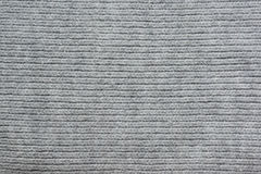 Woolen Crocheted Fabric Texture Royalty Free Stock Photo