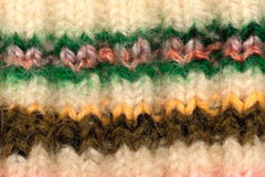 Woolen fabric Stock Photography