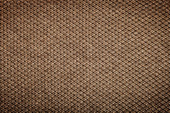 Woolen fabric brown Stock Photography