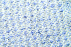 Woolen fabric with color blotches Stock Photos
