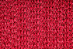 Woolen fabric red Royalty Free Stock Photos