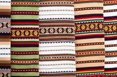Woolen filtar Arkivbilder