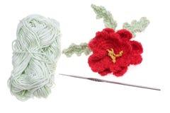 Free Woolen Flower Royalty Free Stock Photo - 8841065