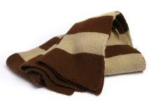 woolen gjord scarf Royaltyfria Foton