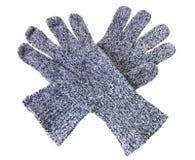 Woolen gloves Stock Photo