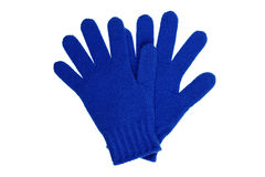 Woolen gloves Royalty Free Stock Photography